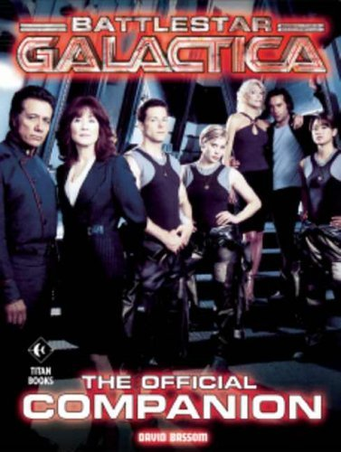 Battlestar Galactica: The Official Companion. Click through here to visit Amazon and look up many other Stargate/Battlestar Galactica related books, DVDs, and more.