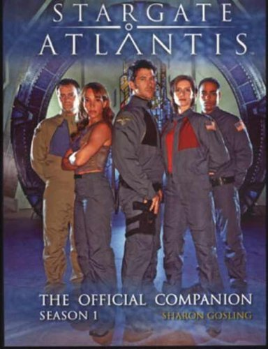 Stargate Atlantis: The Official Companion, Season 2. Click through here to visit Amazon and look up many other Stargate related books, DVDs, and more.