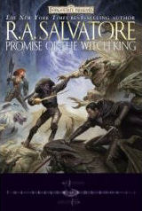 R.A. Salvatore's The Witch King - October 2005