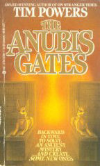 The Anubis Gates, classic fantasy novel by Tim Powers